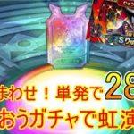 【ドラクエタクト】りゅうおうガチャ28連で虹が!単発に全てをかけろ!【ドラゴンクエストタクト】