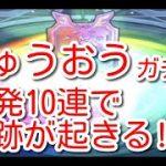 【ドラクエタクト】りゅうおうガチャ最終日 単発10連で奇跡の神引き!? #21