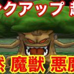 【ドラクエタクト】セミ ランクアップクエスト超級 自然系、魔獣系、悪魔系を攻略!  【ドラゴンクエストタクト】