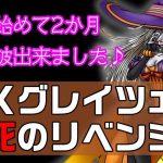 【ドラクエタクト】EXグレイツェル突破!タクト歴2ヵ月の必死のバトル!【ドラゴンクエストタクト】