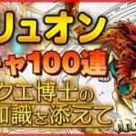 【ドラクエタクト】ゲリュオンガチャ100連!〜ドラクエ博士の豆知識を添えて〜