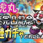 【ドラクエタクト】桜虎丸の完凸報告と記念ガチャ30連