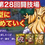 【ドラクエタクト】第28回闘技場6日目。同じ型にはめていく!