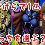 【ドラクエタクト】キングレオとギュメイ将軍どっちに魔獣系の欠片を使うか?【引きこもり女のゲーム実況】